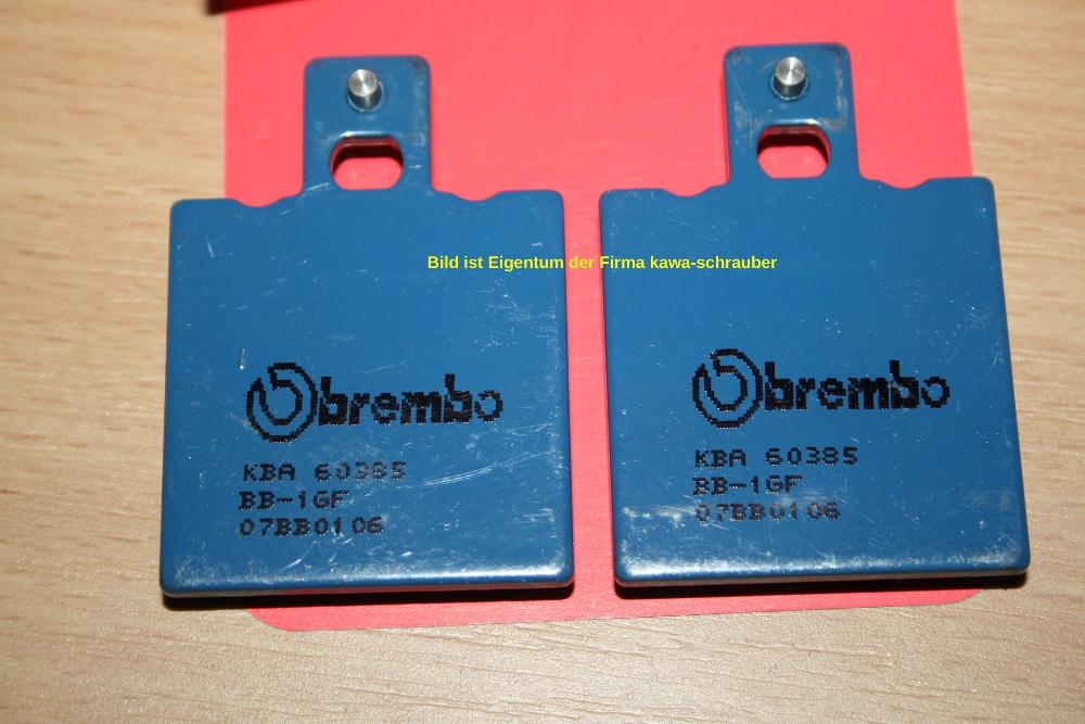 07bb0106 brembo bremsbel ge hinten cagiva 125 planet ebay. Black Bedroom Furniture Sets. Home Design Ideas