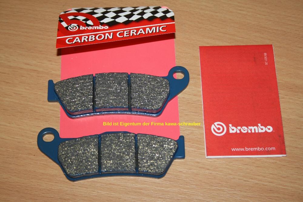 07bb2809 brembo bremsbel ge hinten bmw r1200 gs gs. Black Bedroom Furniture Sets. Home Design Ideas